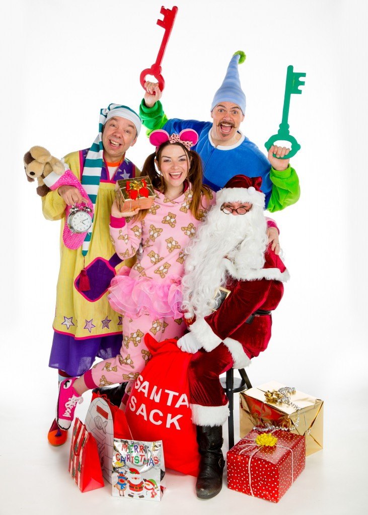 The FunBox - Santa's Sleepover Show 2015 Picture by John Young © www.youngmedia.co.uk 2015