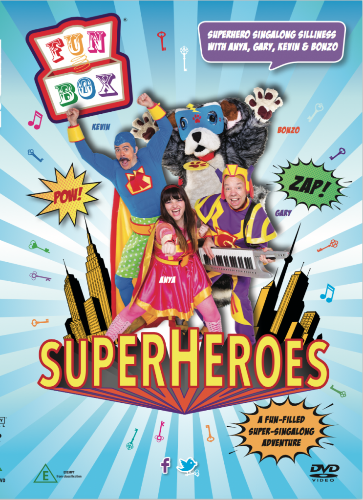 DVD - super- cover