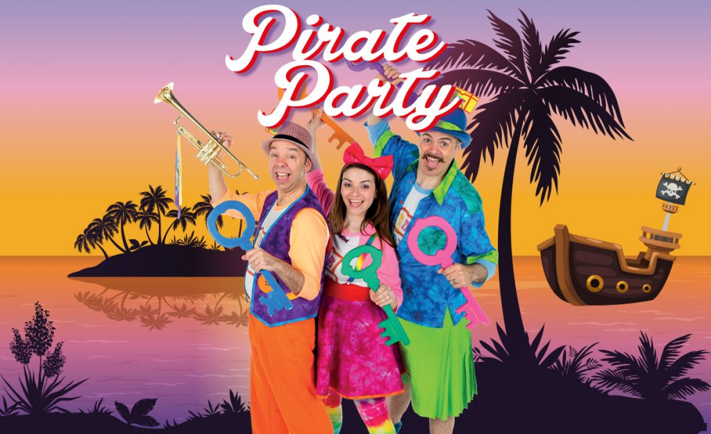 FunBox Presents Pirate Party