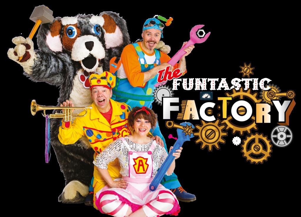 FunBox Funtastic Factory Show