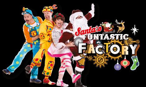 Santa's Funtastic Factory Show